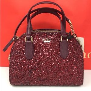 Kate Spade Glitter Crossbody Bag
